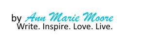 by Ann Marie Moore Logo