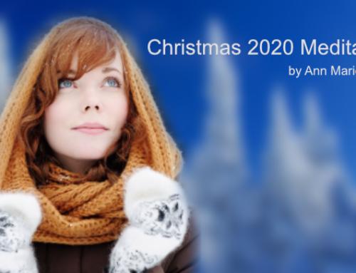 Christmas 2020 Meditation